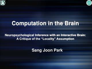 Sang Joon Park