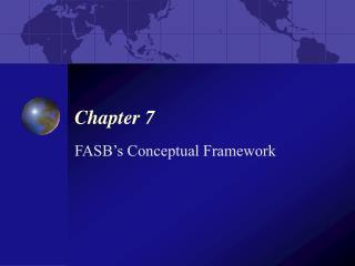 FASB s Conceptual Framework