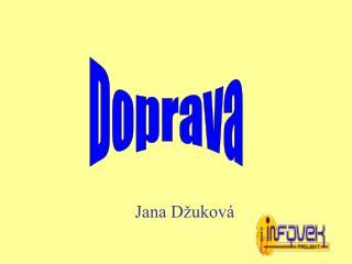 Jana D�ukov�