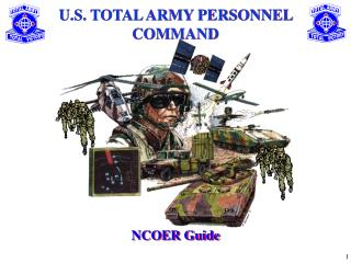 U.S. TOTAL ARMY PERSONNEL COMMAND