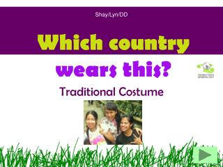 Which country  wears this?