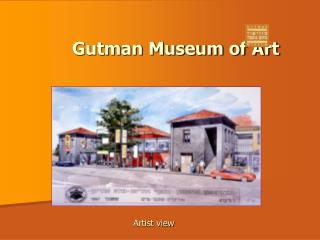 Gutman Museum of Art