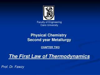 Faculty of Engineering Cairo University