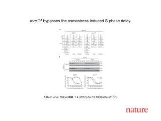 A Duch  et al.  Nature  000 ,  1 - 4  (2012) doi:10.1038/nature 11675