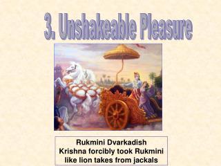 3. Unshakeable Pleasure