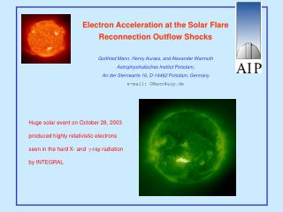 Electron Acceleration at the Solar Flare Reconnection Outflow Shocks