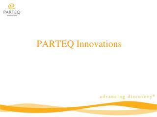 PARTEQ Innovations
