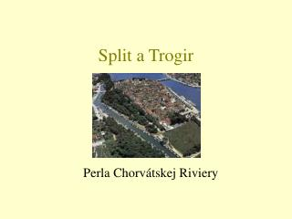 Split a Trogir