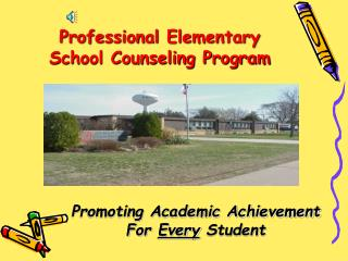 Professional Elementary School Counseling Program