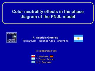 Color neutrality effects in the phase diagram of the PNJL model