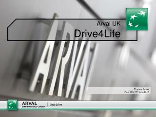 Arval UK Drive4Life