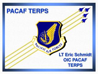 PACAF TERPS