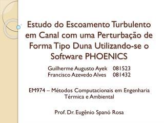 Guilherme Augusto  Ayek 081523 Francisco  Azevedo  Alves081432