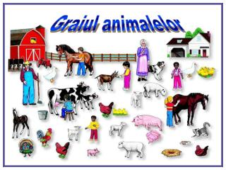 Graiul animalelor