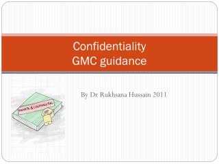 Confidentiality GMC guidance