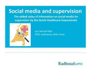 Social  media and  supervision