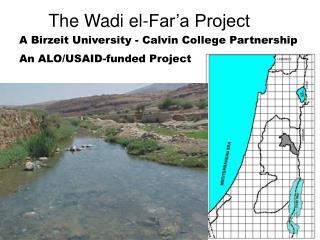 The Wadi el-Far'a Project