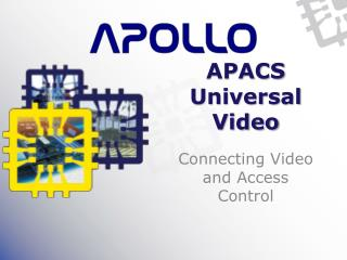 APACS Universal Video