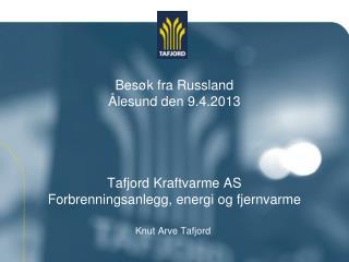 Knut Arve Tafjord