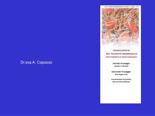 Dr.ssa A. Capasso
