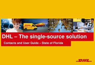 DHL – The single-source solution