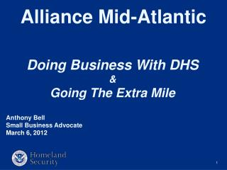 Alliance Mid-Atlantic