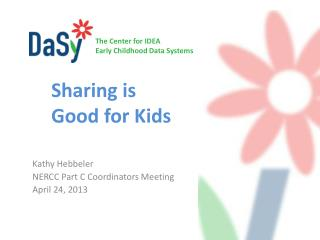 Sharing is Good for Kids