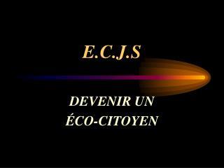 E.C.J.S