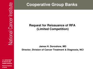 Request for Reissuance of RFA  (Limited Competition)