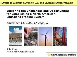 Greenhouse Gas Markets