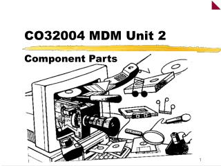 CO32004 MDM Unit 2