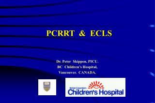 PCRRT  &  ECLS
