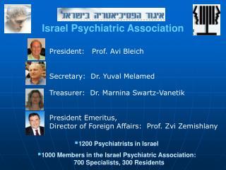 Israel Psychiatric Association