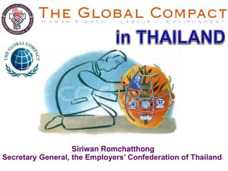 Siriwan Romchatthong Secretary General, the Employers' Confederation of Thailand