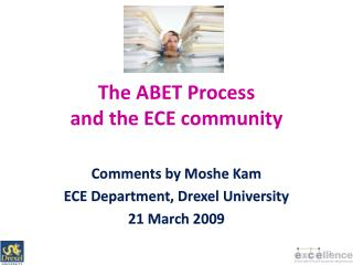 The ABET Process  and the ECE community