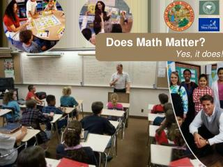 Does Math Matter?