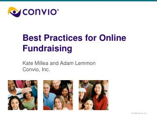 Best Practices for Online Fundraising