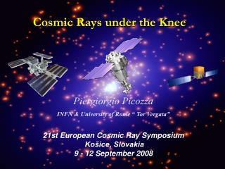Cosmic Rays under the Knee