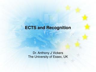 ECTS and Recognition