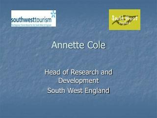 Annette Cole