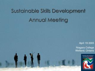 Sustainable Skills Development  Annual Meeting