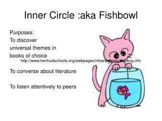 Inner Circle :aka Fishbowl