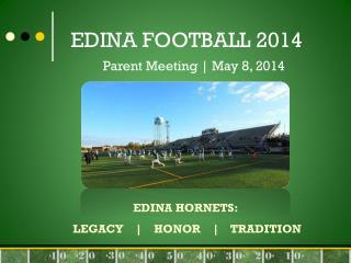 EDINA FOOTBALL 2014