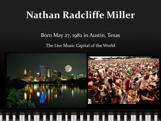 Nathan Radcliffe Miller