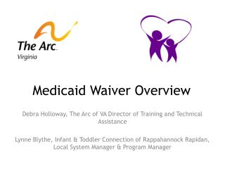 Medicaid Waiver Overview