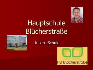 Hauptschule Blücherstraße