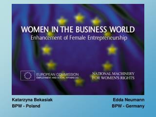 Katarzyna Bekasiak BPW - Poland