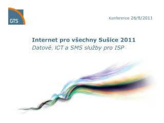Konference  26/8/2011