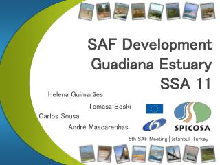SAF  Development Guadiana  Estuary SSA 11