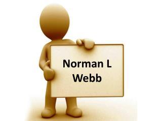 Norman L Webb